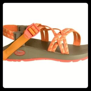 Chaco ZX1 Classic Double Strap Open Toe Sandals